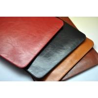 Кожаный вощеный мешок для Ipad Pro 9.7
