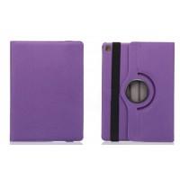 Чехол подставка роторный для Ipad Pro 9.7 Фиолетовый