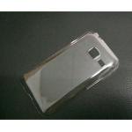 Пластиковый транспарентный чехол для Samsung Galaxy J1 Mini (2016)