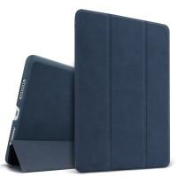 Винтажный чехол подставка сегментарный на поликарбонатной основе для Ipad Pro 9.7 Синий