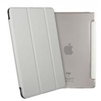 Чехол флип подставка сегментарный на поликарбонатной полупрозрачной основе для Ipad Pro 9.7 Серый