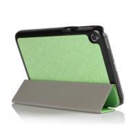 Чехол подставка сегментарный на пластиковой основе серия Glossy Shield для Acer Iconia W4