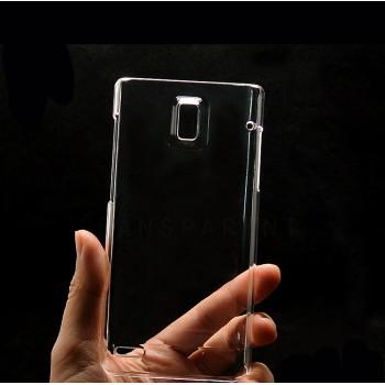 Пластиковый транспарентный чехол для Huawei Ascend P1