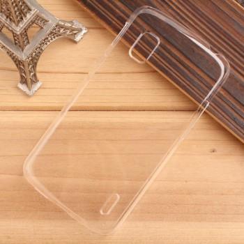 Пластиковый транспарентный чехол для LG Google Nexus 4