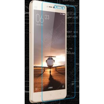 Ультратонкое износоустойчивое сколостойкое олеофобное защитное стекло-пленка для Xiaomi Mi4S