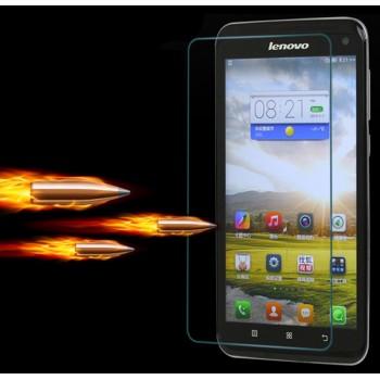 Ультратонкое износоустойчивое сколостойкое олеофобное защитное стекло-пленка для Lenovo P780 Ideaphone