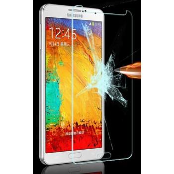 Ультратонкое износоустойчивое сколостойкое олеофобное защитное стекло-пленка для Samsung Galaxy Note 3