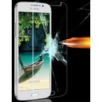 Ультратонкое износоустойчивое сколостойкое олеофобное защитное стекло-пленка для Samsung Galaxy Grand 2 Duos