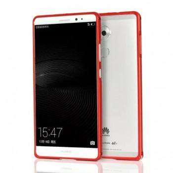 Металлический бампер для Huawei Mate 8