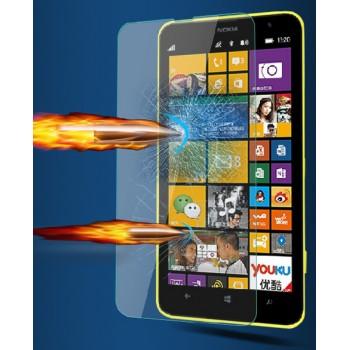 Ультратонкое износоустойчивое сколостойкое олеофобное защитное стекло-пленка для Nokia Lumia 925