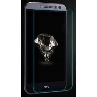 Ультратонкое износоустойчивое сколостойкое олеофобное защитное стекло-пленка для HTC Desire 616