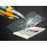 Ультратонкое износоустойчивое сколостойкое олеофобное защитное стекло-пленка для Huawei Ascend P6