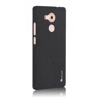 Пластиковый матовый непрозрачный чехол повышенной шероховатости для Huawei Mate 8