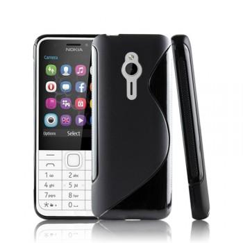 Силиконовый S чехол для Nokia 230