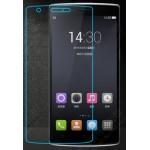 Ультратонкое износоустойчивое сколостойкое олеофобное защитное стекло-пленка для OnePlus One