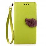 Текстурный чехол портмоне подставка на силиконовой основе с дизайнерской застежкой для OnePlus One