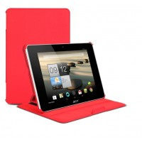 Чехол подставка текстурный для планшета Acer Iconia A3