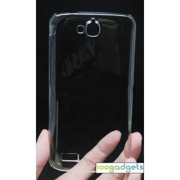 Пластиковый транспарентный чехол для Huawei Honor 3C Lite