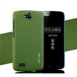 Пластиковый матовый чехол с повышенной шероховатостью для Huawei Honor 3C Lite