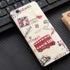 Силиконовый матовый дизайнерский чехол с эксклюзивной серией принтов для Xiaomi MI5
