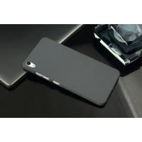 Пластиковый матовый чехол с повышенной шероховатостью для OnePlus X