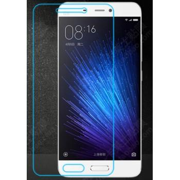 Ультратонкое износоустойчивое сколостойкое олеофобное защитное стекло-пленка для Xiaomi MI5
