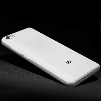 Силиконовый транспарентный чехол для Xiaomi MI5