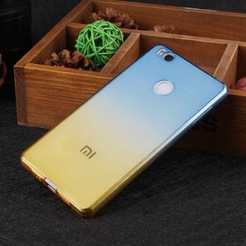 Силиконовый градиентный чехол для Xiaomi Mi4S