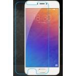 Ультратонкое износоустойчивое сколостойкое олеофобное защитное стекло-пленка для Meizu Pro 6