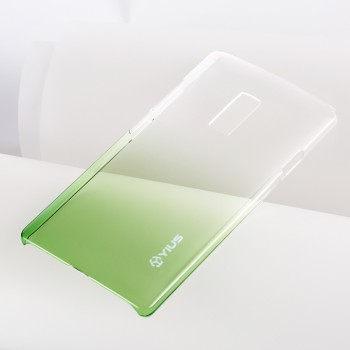 Пластиковый градиентный чехол для OnePlus 2