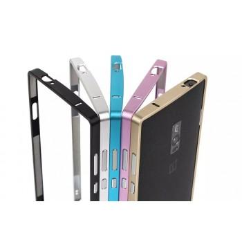 Металлический бампер для OnePlus 2