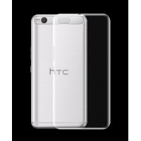 Силиконовый транспарентный чехол для HTC One X9