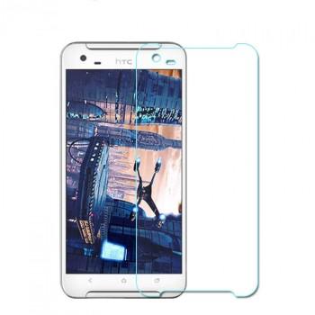 Ультратонкое износоустойчивое сколостойкое олеофобное защитное стекло-пленка для HTC One X9