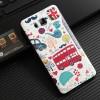 Силиконовый дизайнерский чехол с объемно-рельефным принтом для Samsung Galaxy J7 (2016)