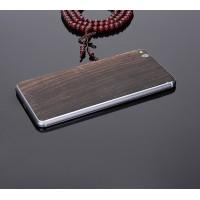 Клеевая натуральная деревянная накладка для HTC One X9