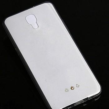 Пластиковый транспарентный чехол для LG X view