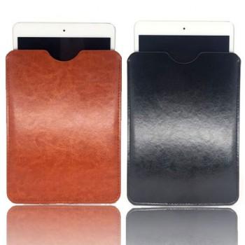 Кожаный вощеный мешок (иск. кожа) для ASUS ZenPad 10