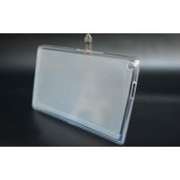 Силиконовый полупрозрачный чехол для ASUS ZenPad 8