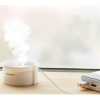 Портативный USB 2.0 увлажнитель воздуха (25-100 мл) для LG Spirit (lte, H440N, h422)