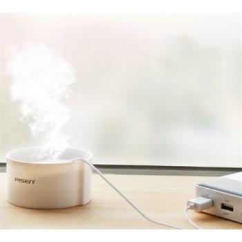 Портативный USB 2.0 увлажнитель воздуха (25-100 мл)