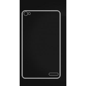 Силиконовый транспарентный чехол для Huawei MediaPad X2