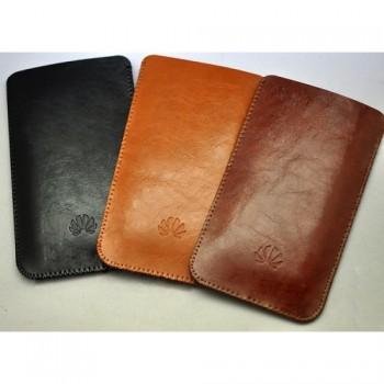Кожаный вощеный мешок для Huawei MediaPad X2