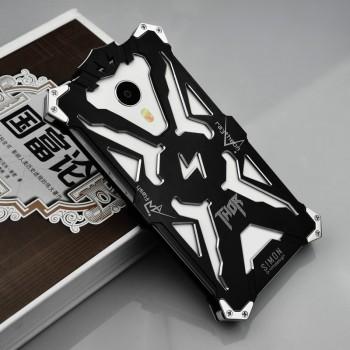 Металлический винтовой чехол повышенной защиты для Meizu M3 Note
