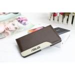 Чехол подставка с рамочной защитой экрана и отделением для карты для ASUS ZenPad 8