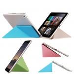 Чехол подставка серия Origami на поликарбонатной основе для Xiaomi Mi Pad 2