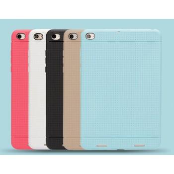 Силиконовый матовый чехол текстура Точки для Xiaomi Mi Pad 2