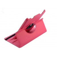 Чехол подставка роторный для Xiaomi Mi Pad 2 Розовый
