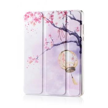 Чехол подставка сегментарный с полноповерхностным принтом для Xiaomi Mi Pad 2