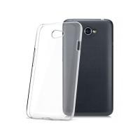 Силиконовый транспарентный чехол для LG K5