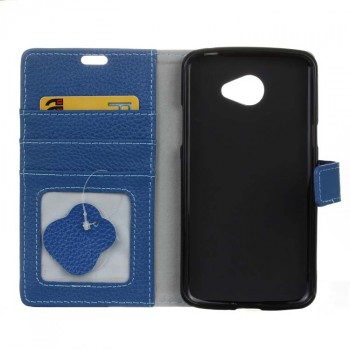Чехол портмоне подставка с защелкой для LG K5